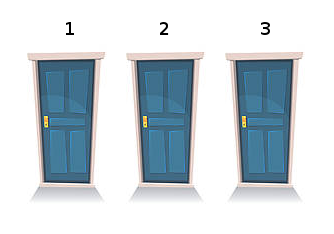Modeling the Monty Hall problem with Python | Jason's Code Blog